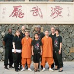 Group Shaolin Shot - Classical Martial Arts Centre