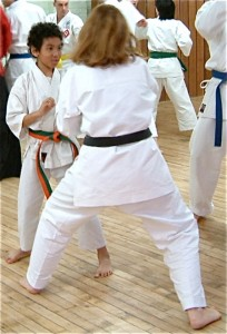 Children's Karate Class - Classical Martial Arts Centre - Toronto Central Region