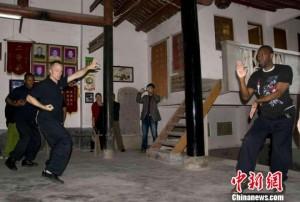 Chinanews Photo - Classical Martial Arts Centre