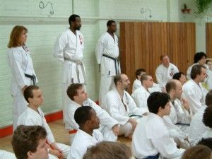 Karate Class - Classical Martial Arts Centre - Toronto Central Region