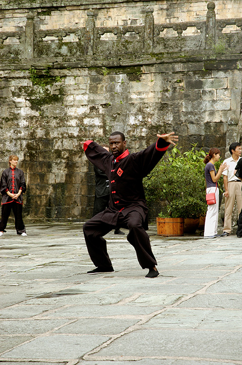 Sensei Williams, Mt. Wudang - Classical Martial Arts Centre
