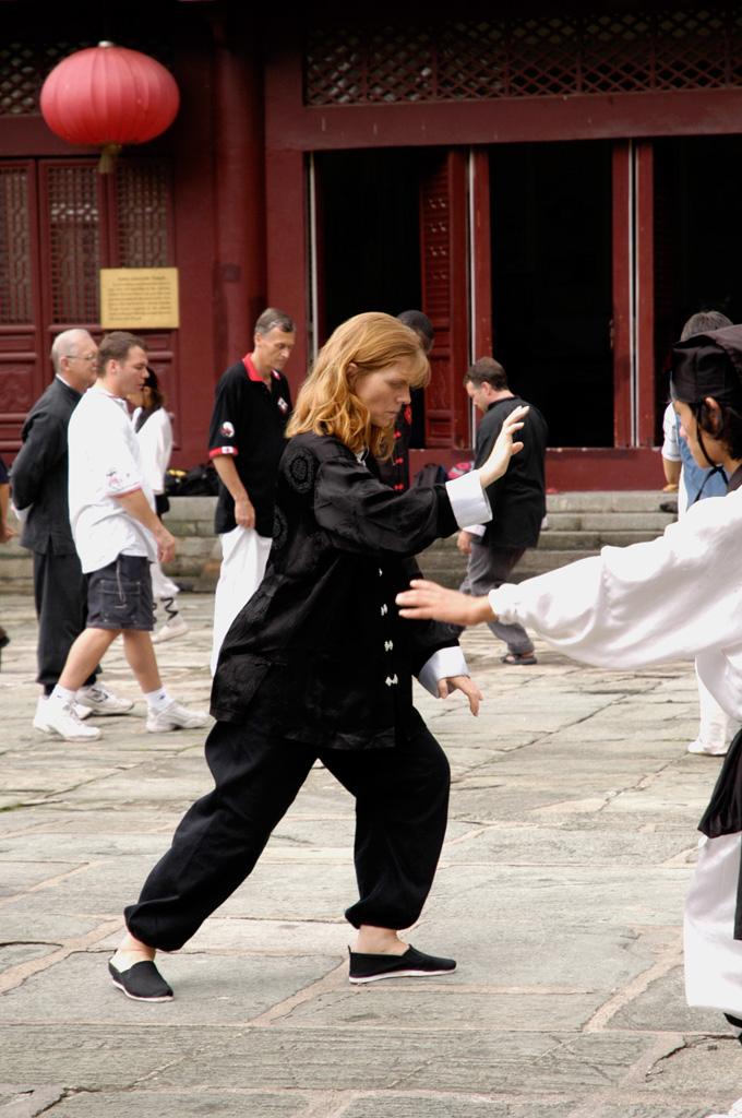 Sensei Mariani, Wudang - Classical Martial Arts Centre