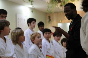 Children's Karate Class - Classical Martial Arts Centre
