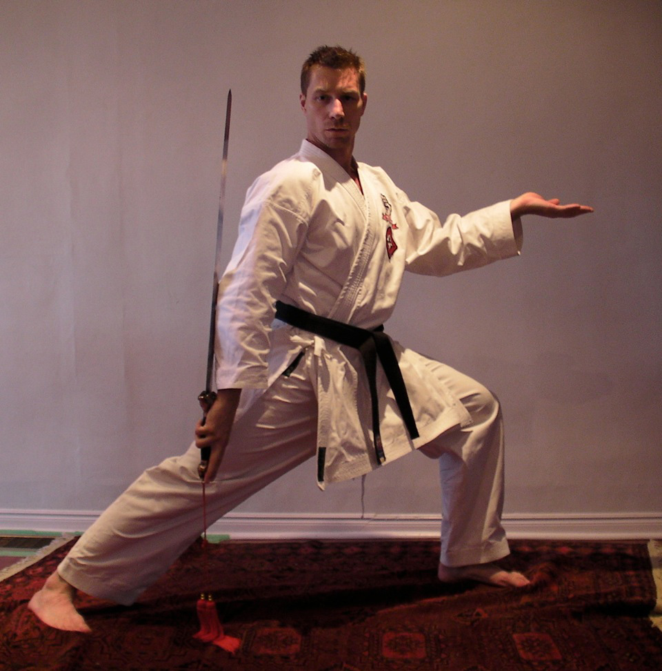 Kohai Szabo - Classical Martial Arts Centre - Toronto Central Region