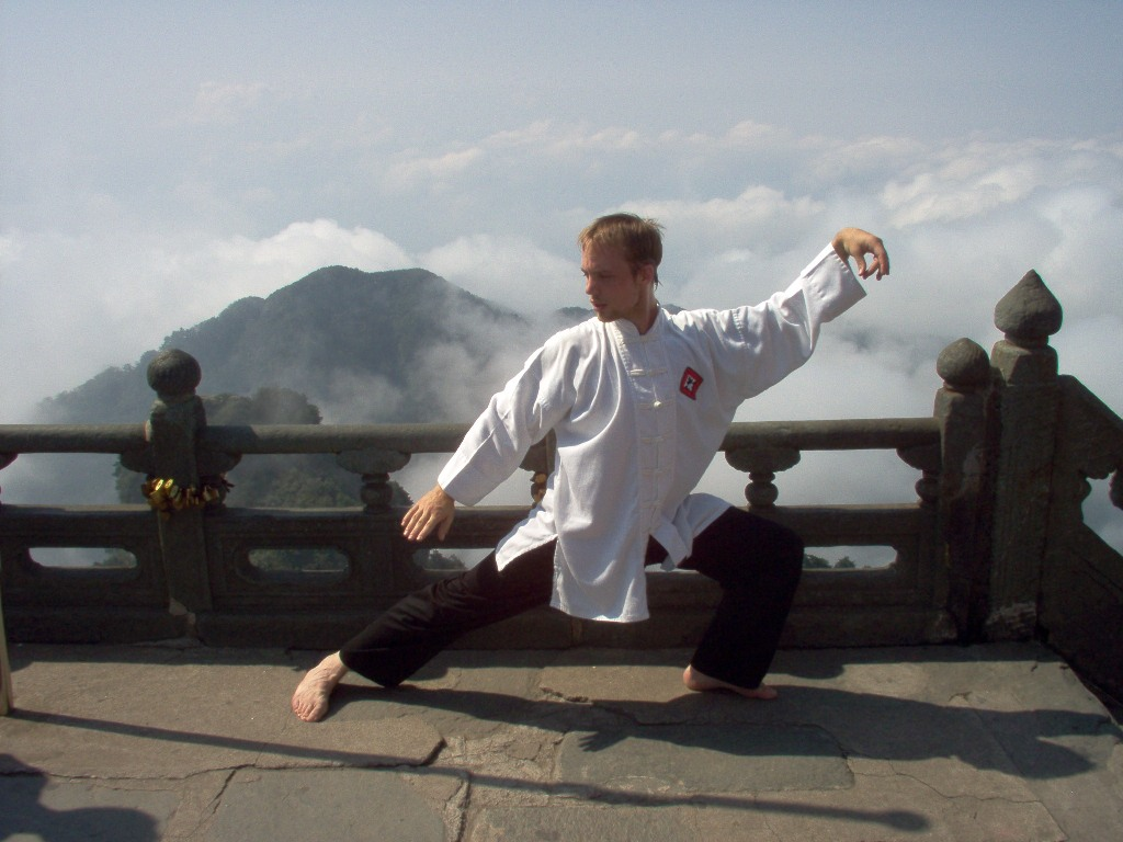 Senpai Brands on Wudang - Classical Martial Arts Centre
