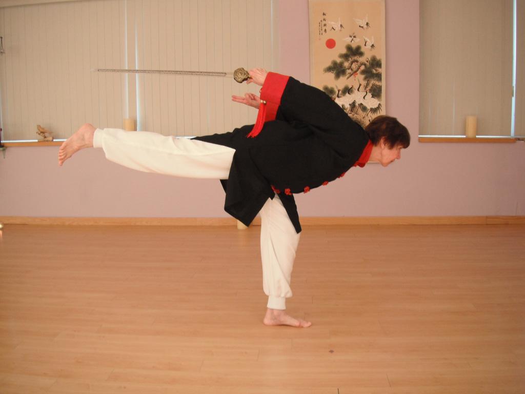 Senpai_Valentine (1) - Classical Martial Arts Centre - Toronto Central Region - Martial Arts classes offered in Toronto - Adults and Children - Karate-Do, Jiu Jitsu, Self-Defense, Tai Chi Chuan, Chi Gung, Ba Gwa, Iaido, Jodo, Kobudo, Ancient Weaponry, Kali.