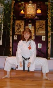 Sensei Mariani Bio Pic - Classical Martial Arts Centre