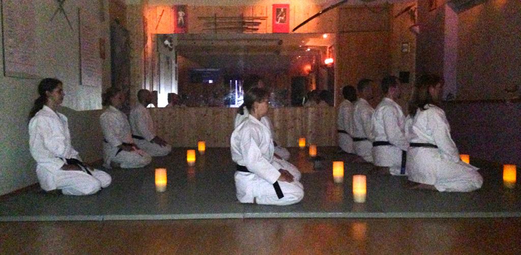 Sr. Class Meditation