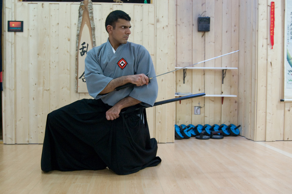 Senpai Ravi - Classical Martial Arts Centre - Toronto Central Region