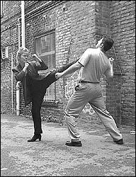 self defense 3 - Classical Martial Arts Centre - Toronto Central Region