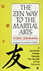 zen way to the martial arts