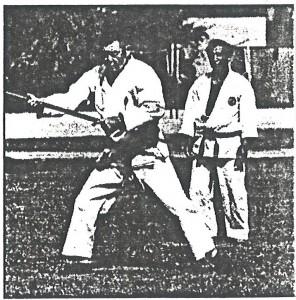 pic-3 - Classical Martial Arts Centre - Toronto Central Region - Martial Arts classes offered in Toronto - Adults and Children - Karate-Do, Jiu Jitsu, Self-Defense, Tai Chi Chuan, Chi Gung, Ba Gwa, Iaido, Jodo, Kobudo, Ancient Weaponry, Kali.