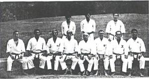 pic-4 - Classical Martial Arts Centre - Toronto Central Region - Martial Arts classes offered in Toronto - Adults and Children - Karate-Do, Jiu Jitsu, Self-Defense, Tai Chi Chuan, Chi Gung, Ba Gwa, Iaido, Jodo, Kobudo, Ancient Weaponry, Kali.
