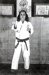 Sensei Yamaguchi Jan 1 (1) - Classical Martial Arts Centre - Toronto Central Region - Martial Arts classes offered in Toronto - Adults and Children - Karate-Do, Jiu Jitsu, Self-Defense, Tai Chi Chuan, Chi Gung, Ba Gwa, Iaido, Jodo, Kobudo, Ancient Weaponry, Kali.