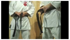Tying Your Belt (Video)