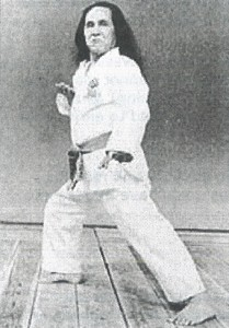 Sensei Yamaguchi   - Classical Martial Arts Centre - Toronto Central Region - Martial Arts classes offered in Toronto - Adults and Children - Karate-Do, Jiu Jitsu, Self-Defense, Tai Chi Chuan, Chi Gung, Ba Gwa, Iaido, Jodo, Kobudo, Ancient Weaponry, Kali.