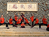 CMAC China Training Tour 2013 - Training with Li Fa Shi, South Shaolin, China