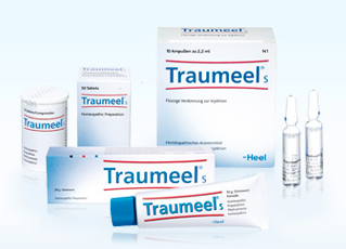 Traumeel Arnica Healing Cream