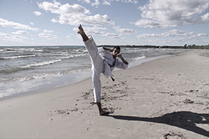 Pesteh - Classical Martial Arts Centre - Toronto Central Region - Martial Arts classes offered in Toronto - Adults and Children - Karate-Do, Jiu Jitsu, Self-Defense, Tai Chi Chuan, Chi Gung, Ba Gwa, Iaido, Jodo, Kobudo, Ancient Weaponry, Kali.